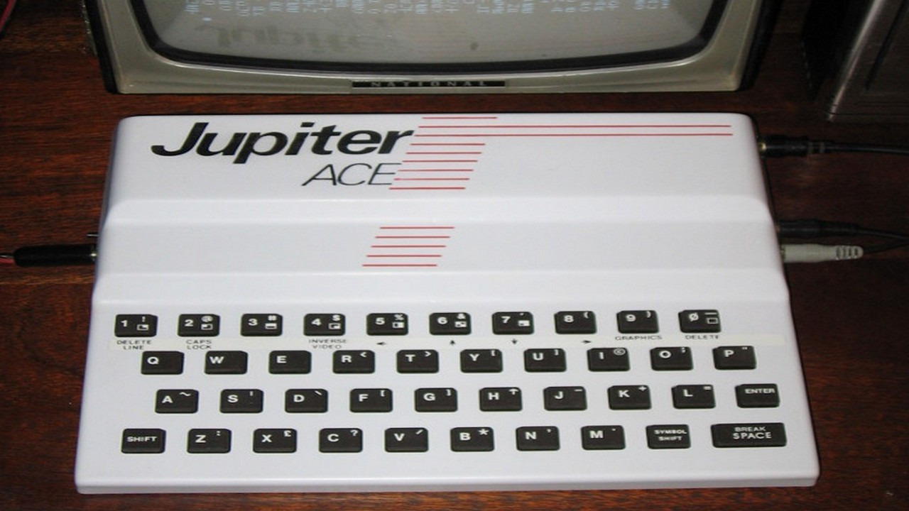 Jupiter Ace, la influencia de Sinclair que fracasó por no incluir el BASIC